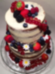 A renowned pastry chef making amazing wedding cakes.
