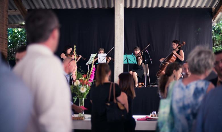 The Scores String Quartet