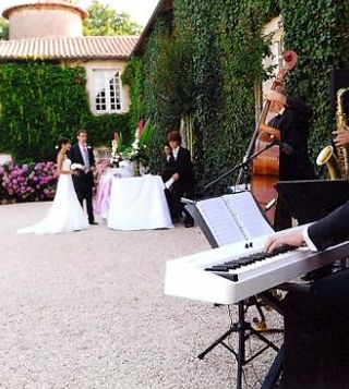 On-line wedding directory in France - wedding bands & entertainment