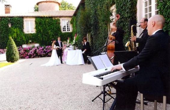 Molten Jazz Swing Band Paris