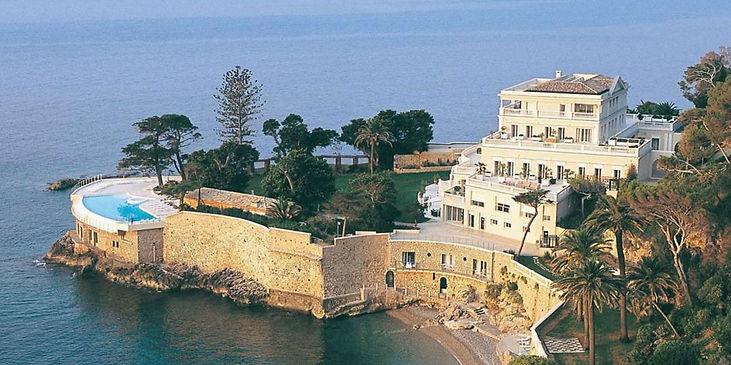Luxury 5-star spa hotel