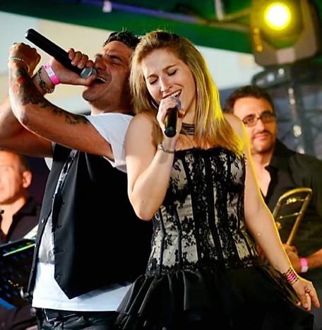 Lamore Live DJ wedding band