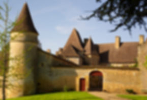 Dordogne Valley Chateau with private chapel