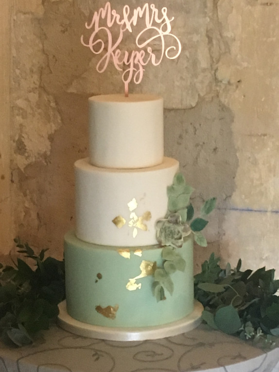 Occitanie wedding cakes