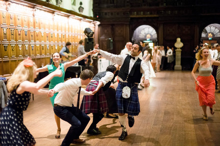 Ceilidh Band with DJ dance