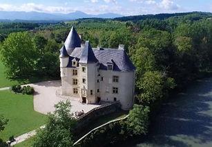 Garonne Riverside Renaissance Chateau