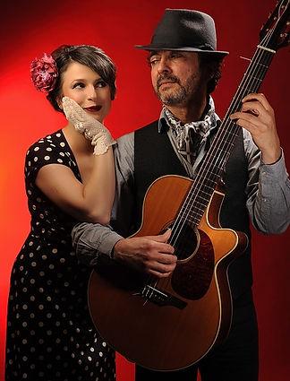 Jazz Duo for weddings in Paris