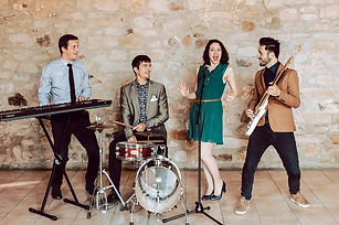 A collection of fabulous musicians based in Paris, Marseille and Bordeaux.