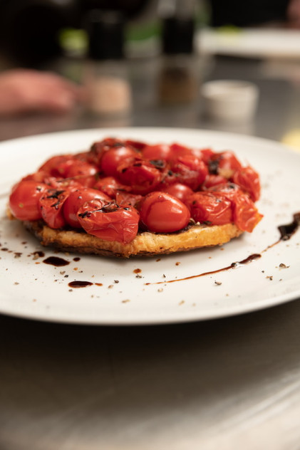 Charente Events Catering - tomatoes