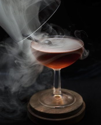 Craft cocktail mobile bar