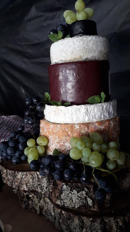 Farm fresh wedding catering