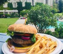 Food truck - Gourmet burgers - Pool party