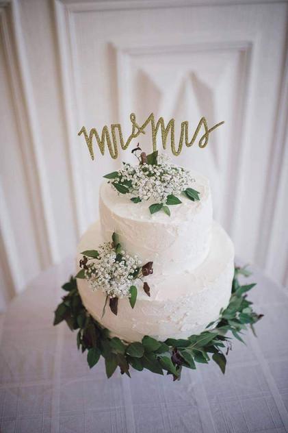 Creations wedding cake Limousin