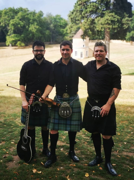 Scottish Ceilidh Band - Lille