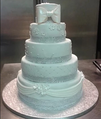 South-west Wedding Cakes