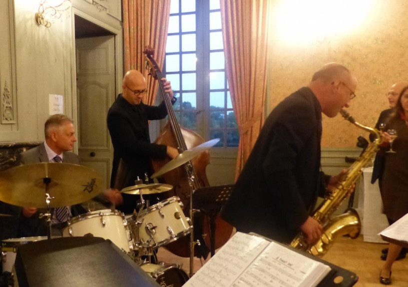 Molten Jazz Swing Band Poitiers
