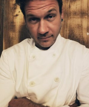 American French fusion chef