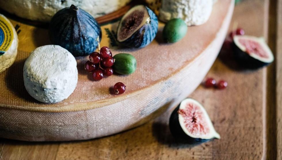 JM wedding chef cheese platter