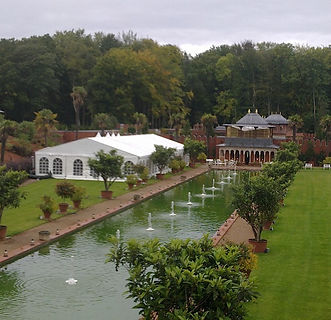 Normandy marquee hire in france
