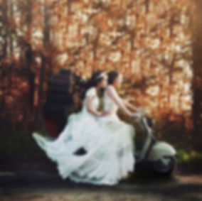 Loire bridal gowns - wedding dress designer