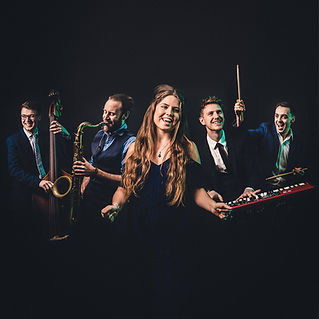 Evelyn & the Vinyls are a cool and stylish group with a signature sound and vintage feel.