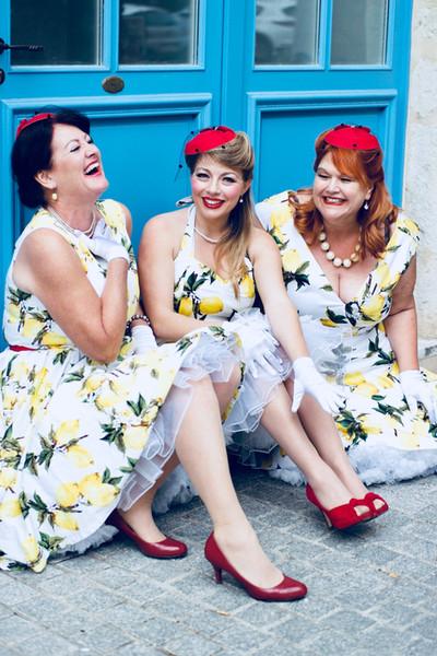 The Bonbons Trio