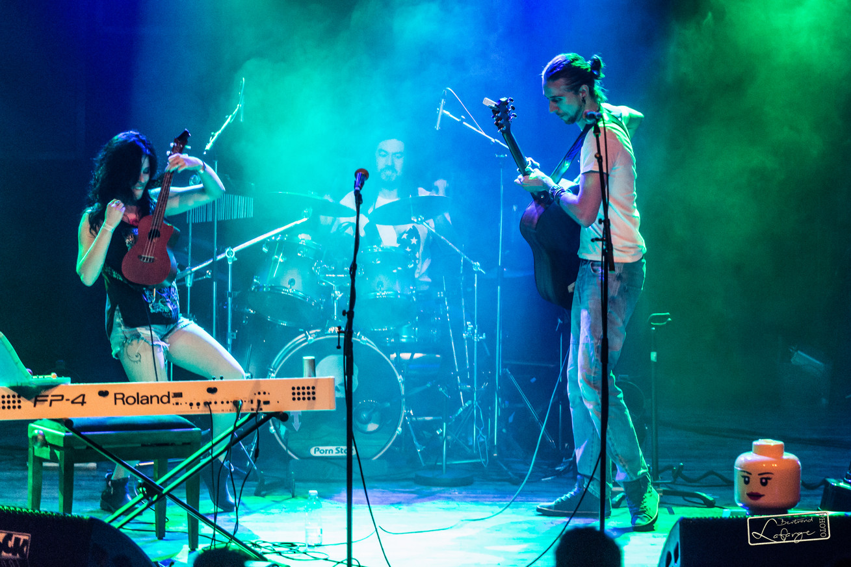 Mr Inked - Pop Folk Band