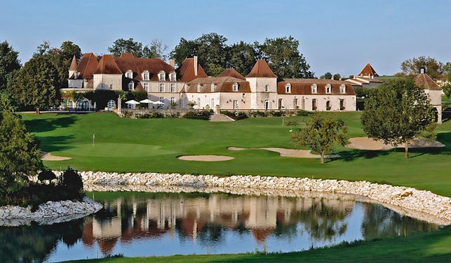 Luxury wedding chateau venue in SW France