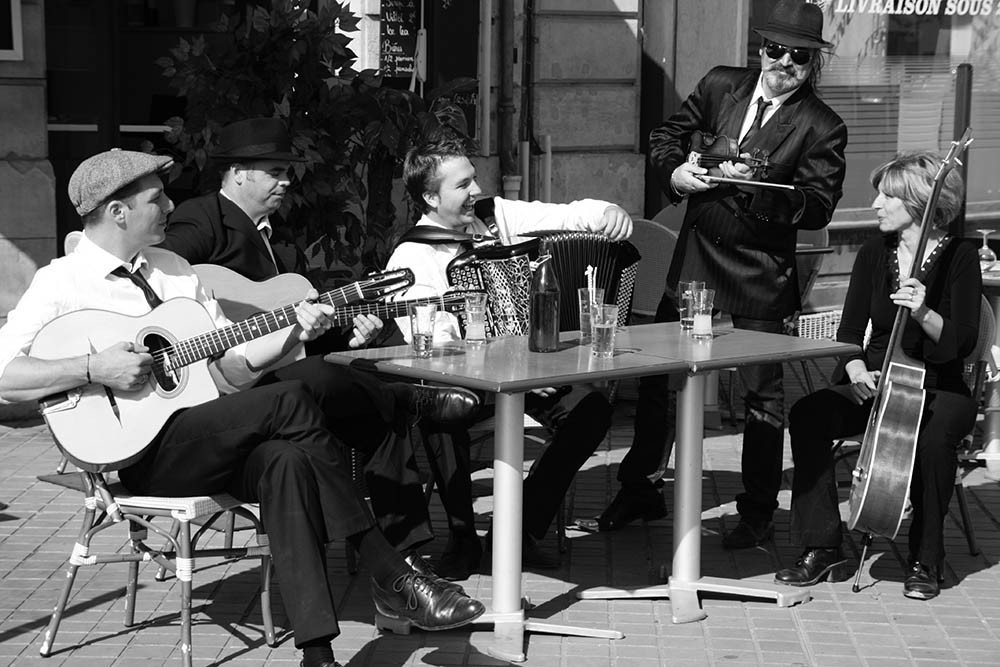 Papa Swing Jazz Band