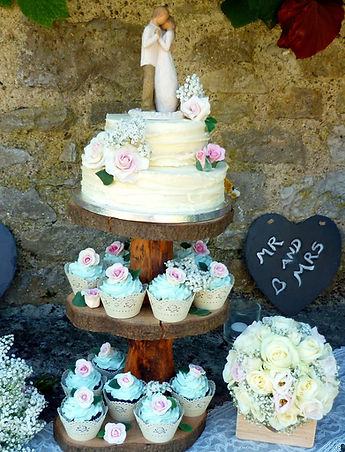 Luxury wedding Cake specialist in South-West France