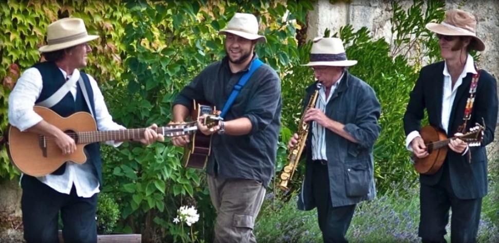 Smithsville swing band - Riberac