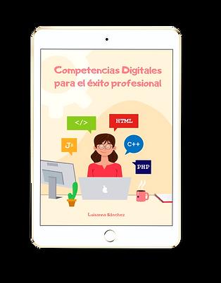 Competencias Digitales - Luisanna Sanche
