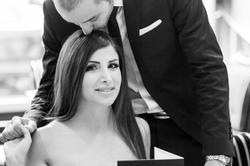 Monia, wedding in Paris 2013