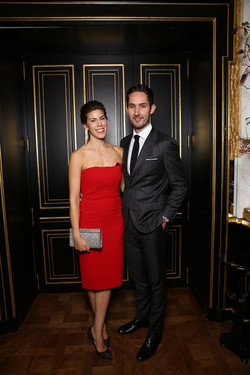 Nicole Systrom at Vogue Dinner