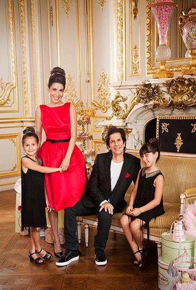 Marc & Josie's Family Portraits