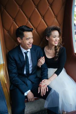 Prewedding - couple from Canada