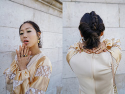 Aimee Song / Liquid Gold Makeup
