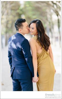 Prewedding couple from San Francisco