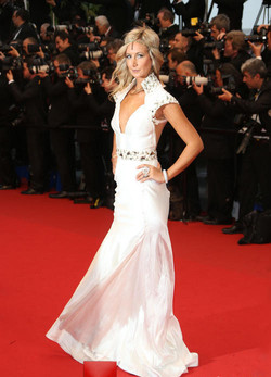 Victoria Hervey,66th Cannes Festival