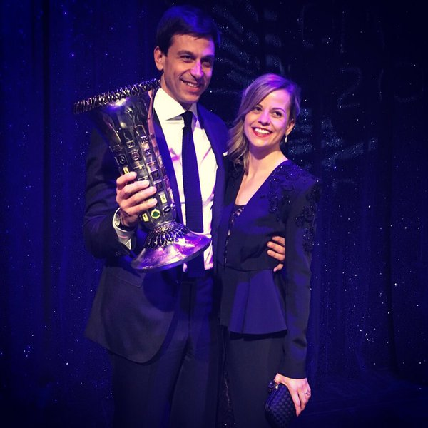 Susie Wolff, FIA prize giving dinner
