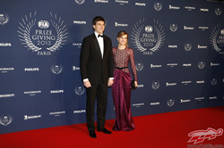 Susie Wolff at FIA Prize Giving 2013