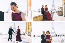 Colleen & Peter's Paris elopement