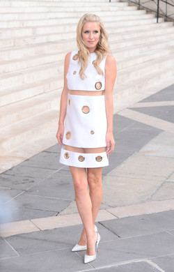 Nicky Hilton - Versace Couture
