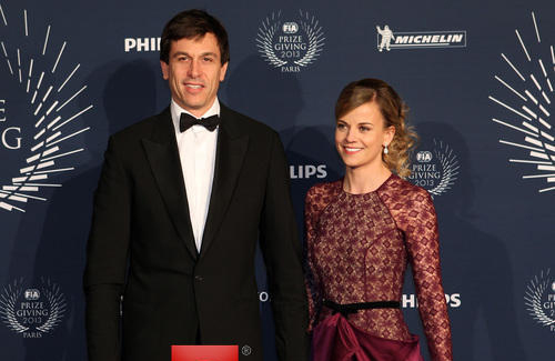 Susie Wolff / Prize Giving Gala