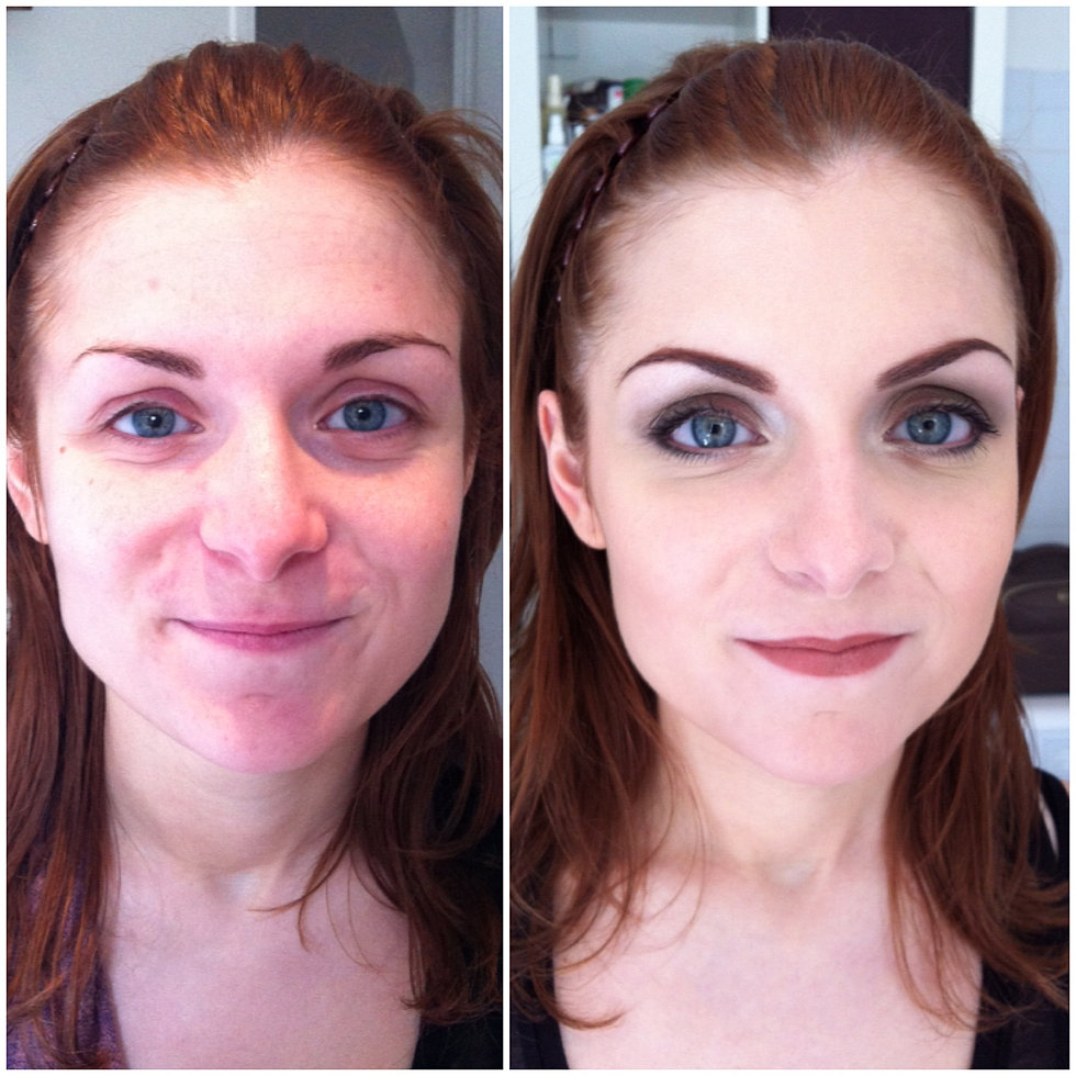 Makeovers Before After Marie