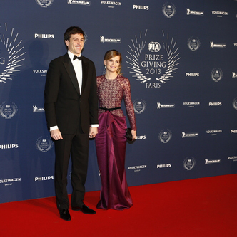 Susie Wolff / Red Carpet gala