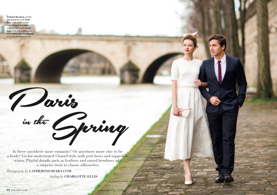 Editorial Destination Weddings Mag