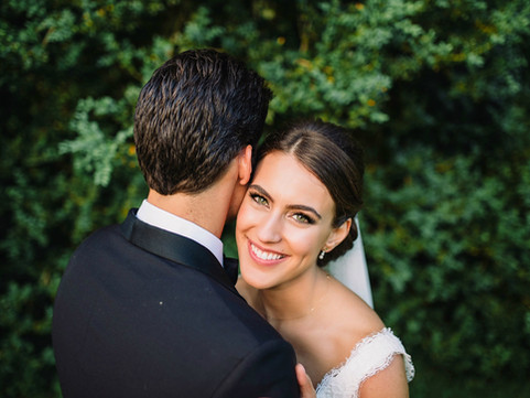 Stunning bride and groom photographed by Life Stories Weddings