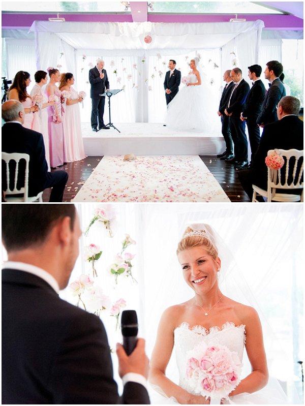 Pink Fairytale wedding