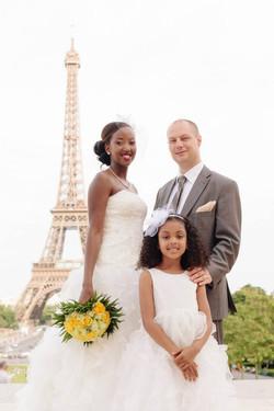 Nadine & Family, destination wedding